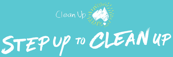 Clean Up Australia email banner